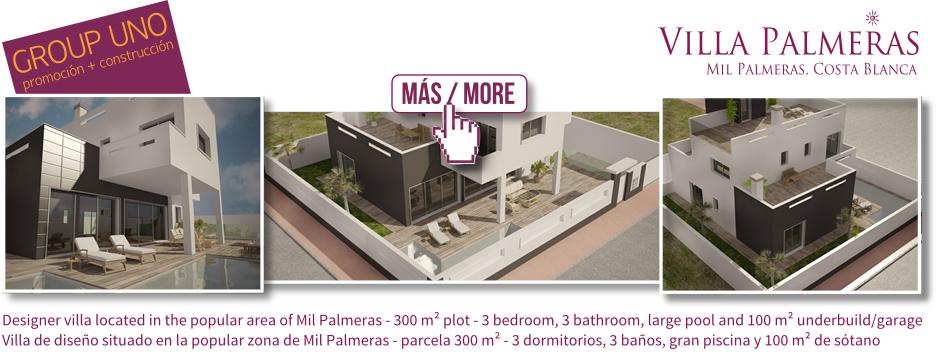 Detached Villa in Mil Palmeras