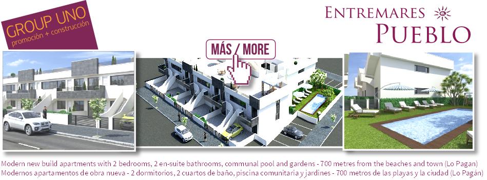 Luxury modern apartments 2 bedrooms, 2 en-suite bathrooms ...