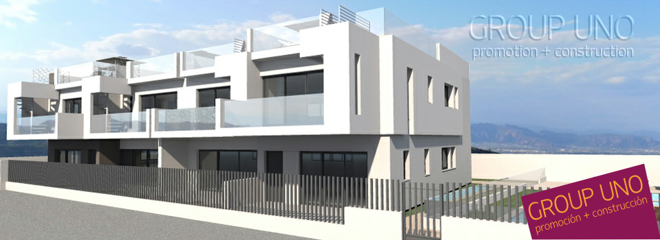 Phase 2 Torrevista Apartments from Group Uno