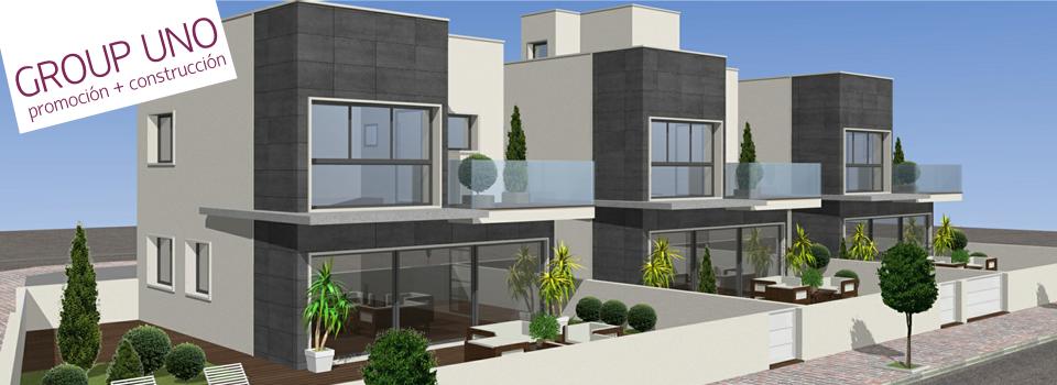 Residencial 'Villamar' Semi Detached Villas from Group Uno