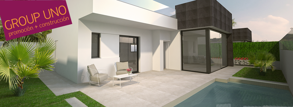 Entremares luxe Villas from Group Uno