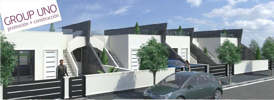 Residencial 'Playamar Villas' 8 Linked Villas from Group Uno