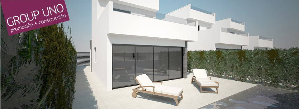 Entremares Deluxe Detached Villas from Group Uno