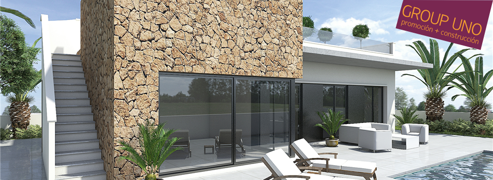 Sucina Detached Villas from Group Uno