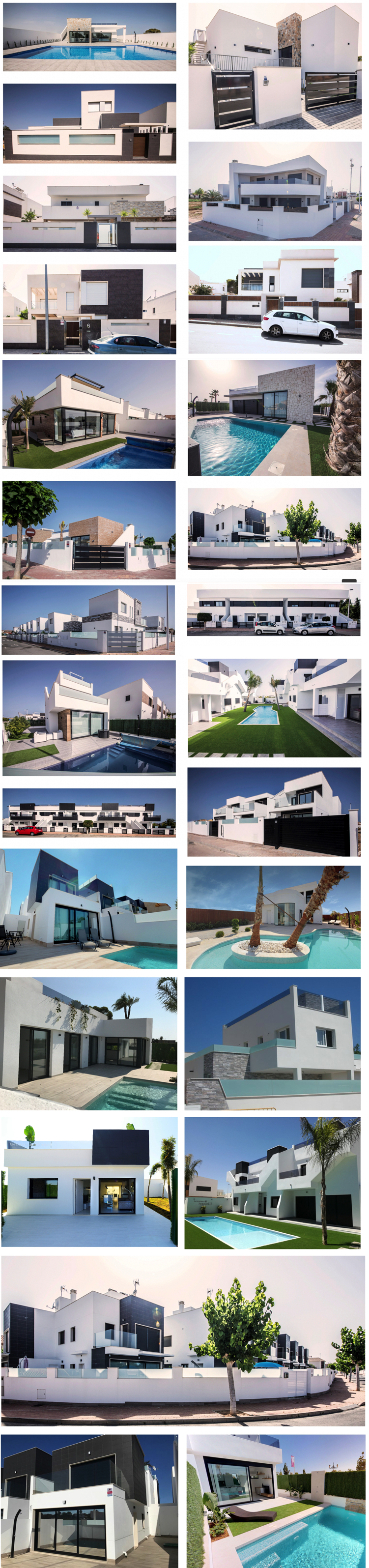 Projects, villas and apartments from Group Uno
